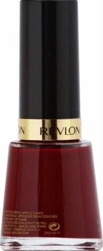 Revlon 570 Vixen Nail Enamel Perspective: left