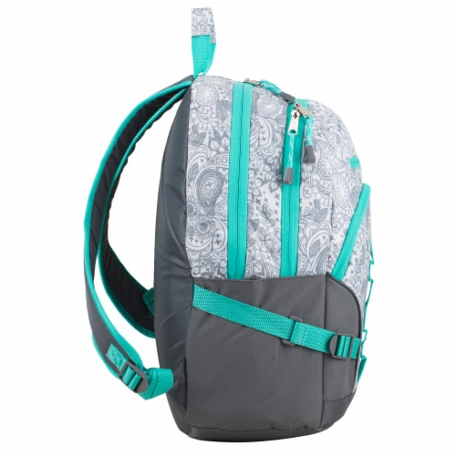 Fuel Dynamo Backpack - Henna Paisley Perspective: left