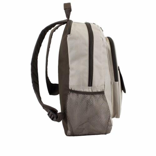 Eastsport Basic Tech Backpack - Moonrock Perspective: left