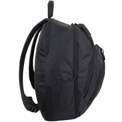 Fuel Droid Heavy Duty Tech Backpack - Black Perspective: left
