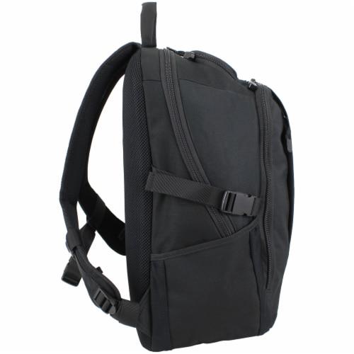 Fuel Force Defender Tech Backpack - Black Perspective: left