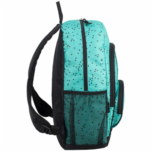 Fuel Triple Decker Backpack - Dainty Dalmations Perspective: left