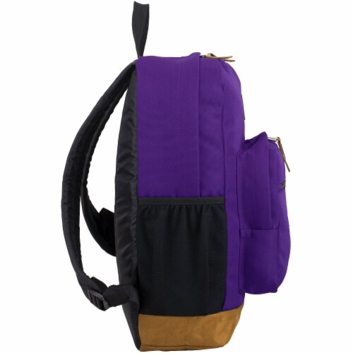Fuel Superior Pro Backpack - Purple Perspective: left