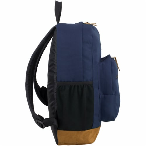 Fuel Superior Pro Backpack - Navy Perspective: left