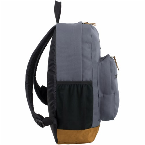 Fuel Superior Pro Backpack - Grey Flannel Perspective: left
