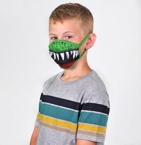 Wild Republic Trends Kids' Face Masks - Assorted Perspective: left
