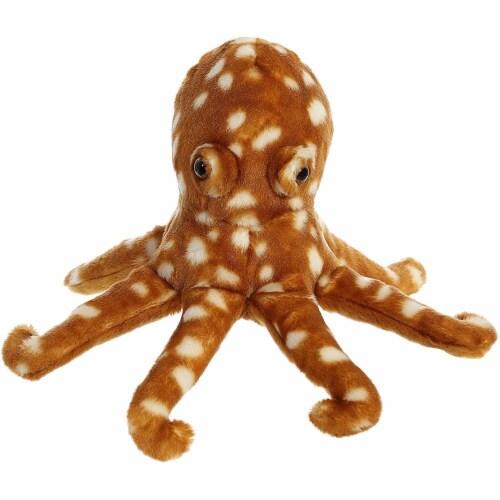 """Aurora World Flopsie Plush Octopus, 12"""" Perspective: left"""
