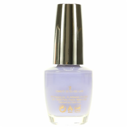 OPI Infinite Shine You're Such A Budapest 0.5 oz Perspective: left