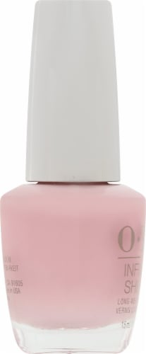 OPI Infinite Shine 2 It's a Girl! Long Wear Lacquer Perspective: left