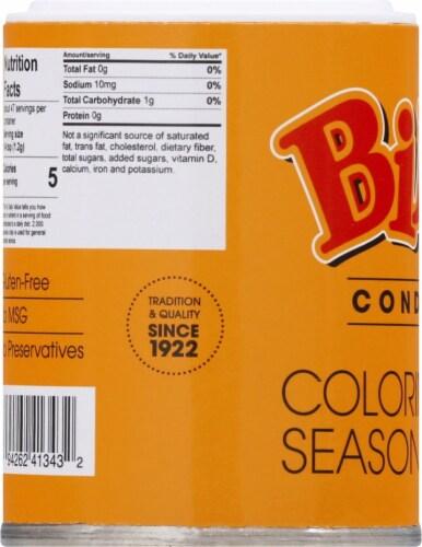 Bijol Coloring & Seasoning Condiment Perspective: left