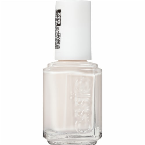 Essie Tuck It In My Tux Nail Polish Perspective: left
