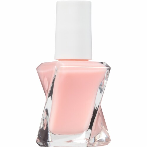 Essie Gel Couture Sheer Fantasy Nail Polish Perspective: left