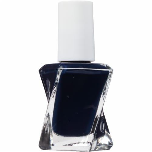 Essie Gel Couture Nail Polish - Caviar Bar Perspective: left