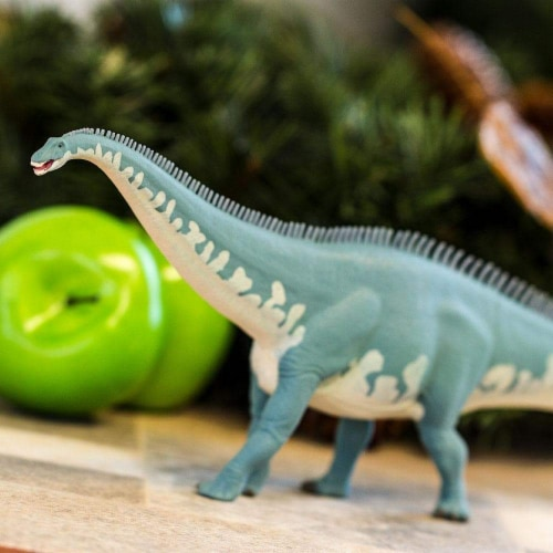 Diplodocus Toy Perspective: left