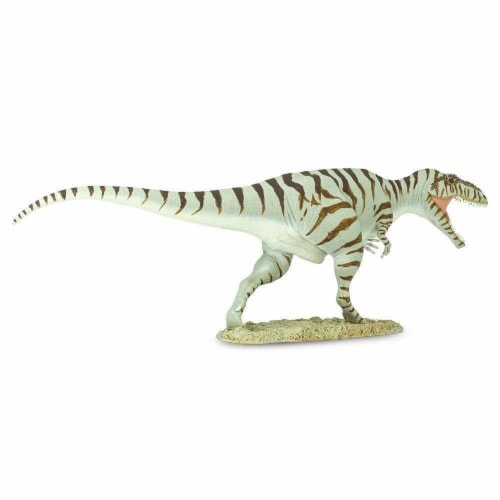 Giganotosaurus Toy Perspective: left