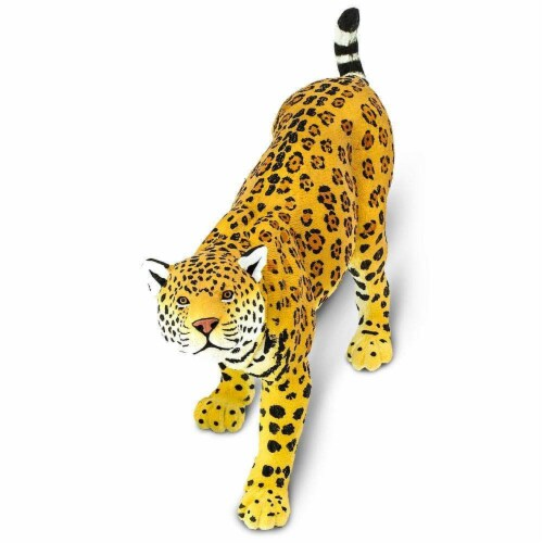 Jaguar Toy Perspective: left