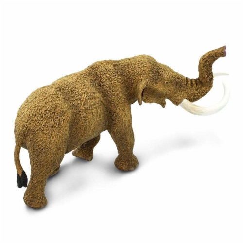 American Mastodon Toy Perspective: left