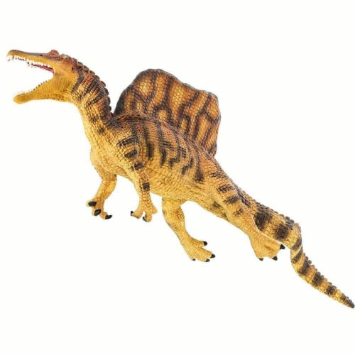 Spinosaurus Toy Perspective: left