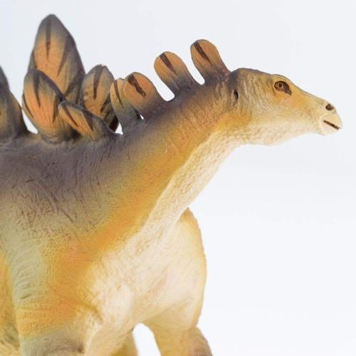 Stegosaurus Toy Perspective: left