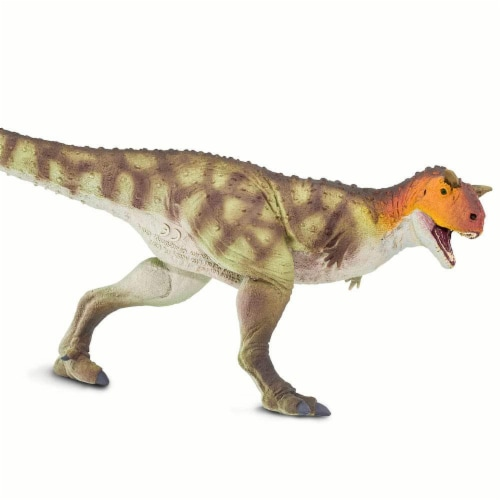 Carnotaurus Toy Perspective: left