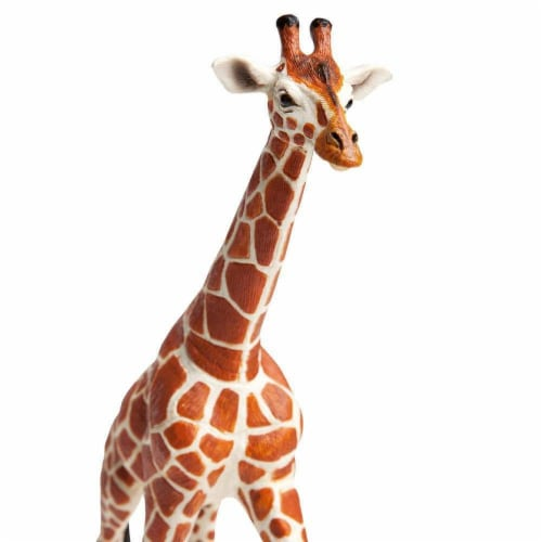 Reticulated Giraffe Toy Perspective: left