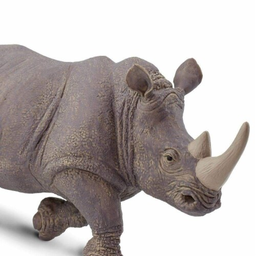 White Rhino Toy Perspective: left