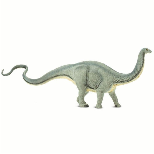 Apatosaurus Toy Perspective: left