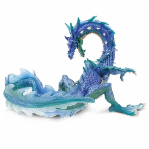Sea Dragon Toy Perspective: left