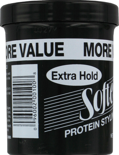 Softee Extra Hold Styling Gel Perspective: left