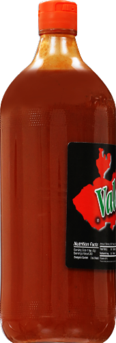 Valentina Extra Hot Mexican Sauce Perspective: left