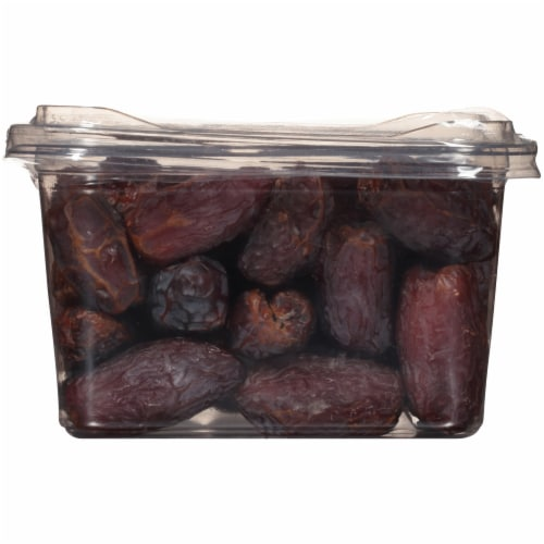 Bard Valley Natural Delights Fresh Medjool Dates Perspective: left