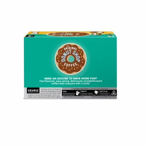The Original Donut Shop Coconut Mocha Medium Roast Coffee K-Cup Pods Perspective: left