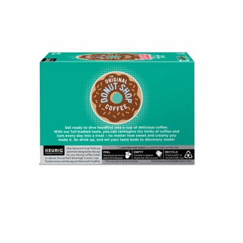 The Original Donut Shop Coffee Regular Medium Roast K-Cup Pods Perspective: left