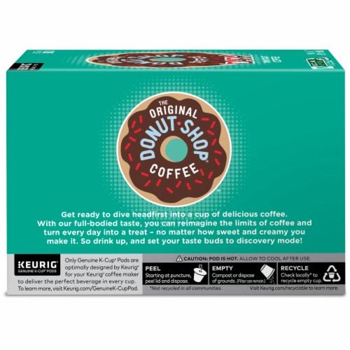 The Original Donut Shop Dark Roast Coffee K-Cup Pods Perspective: left