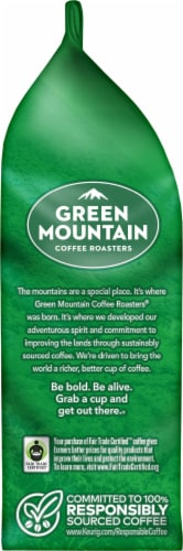 Green Mountain Coffee Colombia Select Medium Roast Ground Coffee Perspective: left
