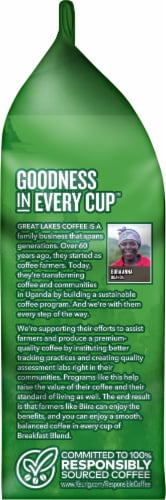 Green Mountain Coffee™ Breakfast Blend Light Roast Ground Coffee Perspective: left