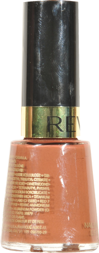 Revlon Totally Toffee Nail Enamel Perspective: left
