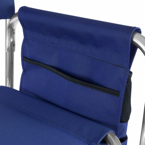 Boise State Broncos - Sports Chair Perspective: left