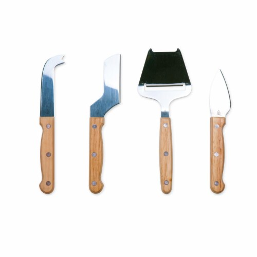 App State Mountaineers - Circo Cheese Cutting Board & Tools Set Perspective: left
