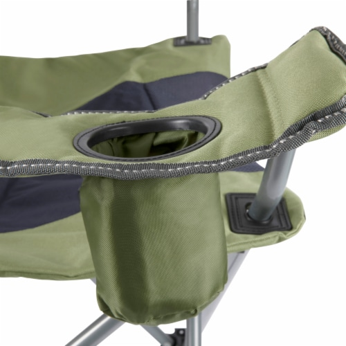 Baylor Bears - Reclining Camp Chair Perspective: left