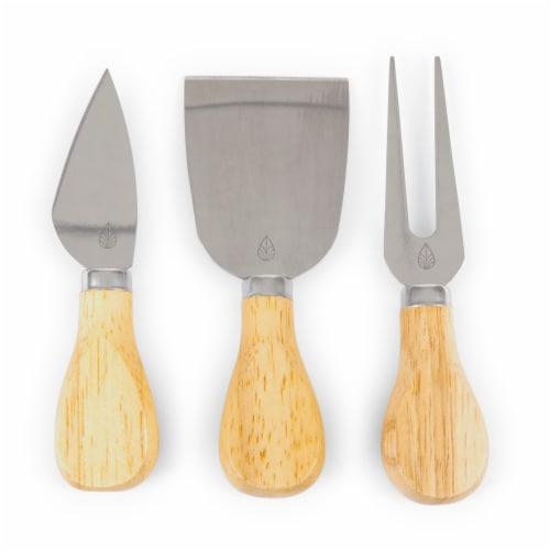 Cincinnati Bearcats - Brie Cheese Cutting Board & Tools Set Perspective: left