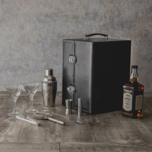 Manhattan Cocktail Case, Black Perspective: left