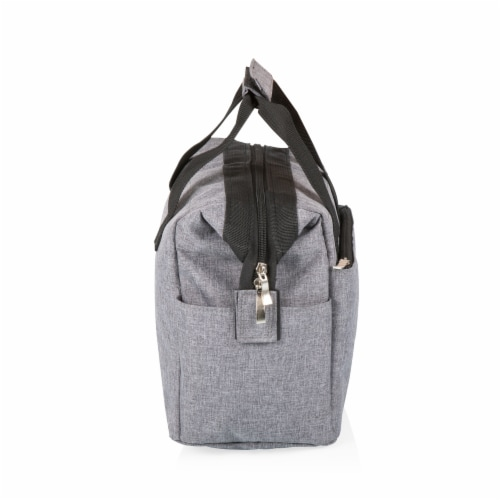 Disney Mickey Mouse - On The Go Lunch Cooler, Heathered Gray Perspective: left