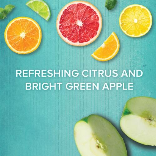 Menage a Trois Prosecco Sparkling White Wine 750mL Wine Bottle Perspective: left