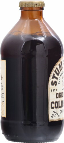 Stumptown Coffee Roasters Original Cold Brew Coffee Perspective: left