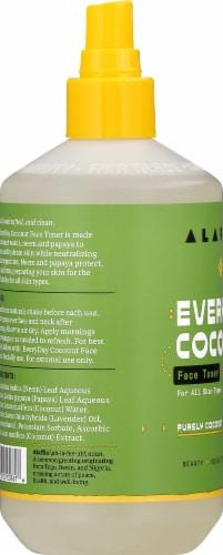 Alaffia Everyday Coconut Face Toner Perspective: left