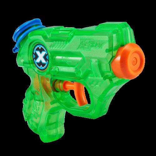 Zuru X-Shot Nano Drencher Water Guns - Blue/Green Perspective: left