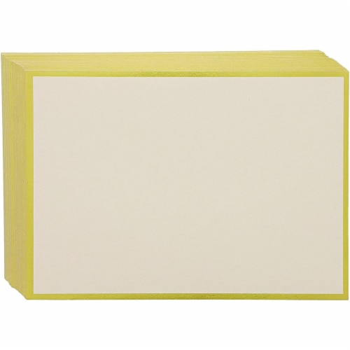 48x Blank Invitation Cards and Envelopes Wedding Baby Bridal Shower Gold 4x6 Perspective: left