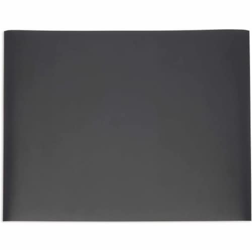 Magnetic Dry Erase Chalkboard Signs (Black, 17 x 13 Inches, 2 Pack) Perspective: left