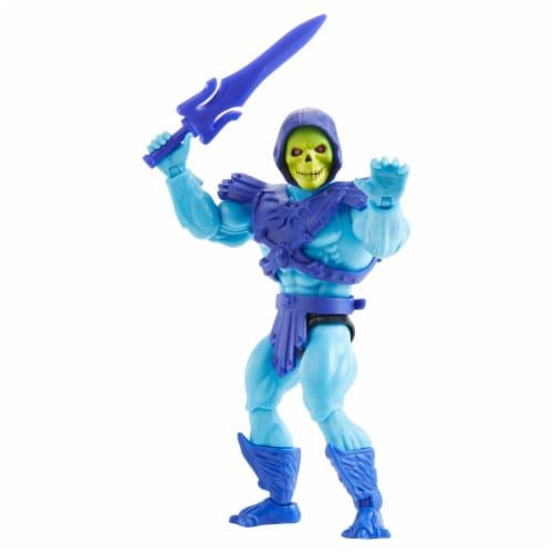 Mattel Masters of the Universe Origins Skeletor Action Figure Perspective: left